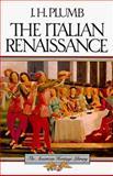 Italian Renaissance, Plumb, John H., 0828104859