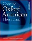 Concise Oxford American Thesaurus 1st Edition