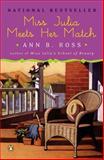 Miss Julia Meets Her Match, Ann B. Ross, 0143034855