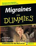 Migraines for Dummies, Diane Stafford and Jennifer Shoquist, 0764554859