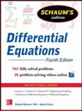 Differential Equations, Bronson, Richard and Costa, Gabriel, 0071824855