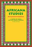 Africana Studies : A Survey of Africa and the African Diaspora, Azevedo, Marion, 089089485X