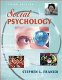 Social Psychology with PowerWeb, Franzoi, Stephen L., 0072564865