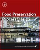 Food Preservation Process Design, Heldman, Dennis R., 0123724864