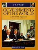 Governments of the World, Richard M. Pious, 0195084861