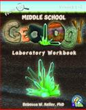 Focus on Middle School Geology Laboratory Workbook, Rebecca W. Keller, 1936114860