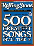 Selections from Rolling Stone Magazine's 500 Greatest Songs of All Time (Instrumental Solos for Strings), Vol 2, Alfred Publishing Staff, 0739054864