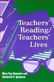 Teachers' Reading/Teachers' Lives 9780791434864