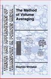 Method of Volume Averaging 9780792354864