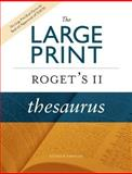 The Large Print Roget's II Thesaurus, , 0618714863