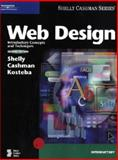 Web Design : Introductory Concepts and Techniques, Shelly, Gary B. and Cashman, Thomas J., 0619254866