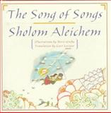 Song of Songs, Sholem Aleichem, 0684814862