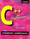 C++ for Programmers, Ammeraal, Leendert, 0471954861