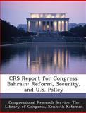 Crs Report for Congress, Kenneth Katzman, 1293274860