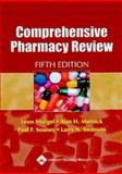 Comprehensive Pharmacy Review, Shargel, Leon and Mutnick, Alan H., 0781744865
