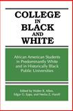 College in Black and White 9780791404867