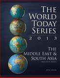 Middle East and South Asia 2013 47th Edition