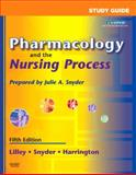 Pharmacology and the Nursing Process, Lilley, Linda Lane and Harrington, Scott, 0323044867