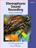 Stereophonic Sound Recording, Hugonnet, Christian and Walder, Pierre, 0471974870