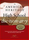 The American Heritage High School Dictionary, , 0618714871