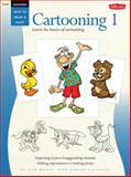 Cartooning, Jack Keely and Carson Van Osten, 1560104872