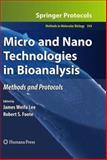 Micro and Nano Technologies in Bioanalysis : Methods and Protocols, , 1617794872