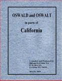 OSWALD and OSWALT in parts of California, , 098180487X