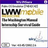 The Washington Manual Internship Survival Guide PDA, Lin, Tammy L. and Mohart, John M., 0781734878