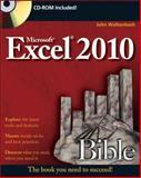 Excel 2010 Bible, John Walkenbach, 0470474874
