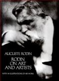 Rodin on Art and Artists, Auguste Rodin, 0486244873
