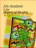 Job Analysis at the Speed of Reality, Hartley, Darin E., 0874254876