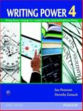 Writing Power : Writing Fluency-Language Use-Academic Writing-Social and Personal Writing, Blanchard, Karen Lourie and Peterson, Sue, 0132314878
