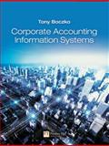 Corporate Accounting Information Systems, Boczko, Tony, 0273684876