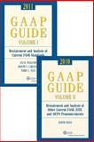 GAAP Guide Volumes 1 and 2 And (CD-ROM), Williams, Jan R. and Carcello, Joseph, 0808024884