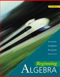 Beginning Algebra with SMART CD-ROM, Windows Package, Streeter, James and Bergman, Barry, 0072424885