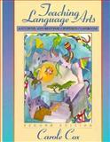 Teaching Language Arts, Cox, Carole, 0205174884