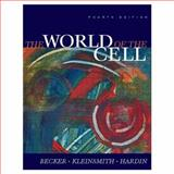 The World of the Cell, Becker, Wayne M., 0805344888