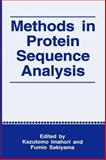 Methods in Protein Sequence Analysis, , 0306444887