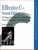 Effective C++ : 50 Specific Ways to Improve Your Programs and Design, Meyers, Scott D., 0201924889
