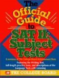 College Board's Official Guide to SAT 2 9780874474886