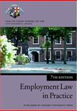 Employment Law in Practice, Inns of Court School of Law, 0199284881