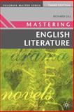 Mastering English Literature, Gill, Richard, 1403944881