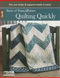 Quilting Quickly, Marianne Fons, Liz Porter, 1464714886