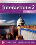Interactions 2 - Writing Student Book Plus e-Course Code : Silver Edition, Pavlik, Cheryl and Segal, Margaret, 0077194888