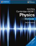Cambridge IGCSE® Physics Workbook, David Sang, 1107614880