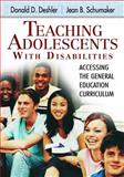 Teaching Adolescents with Disabilities 9781412914888