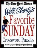 The New York Times Will Shortz's Favorite Sunday Crossword Puzzles, New York Times Staff, 031232488X