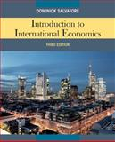 Introduction to International Economics, Salvatore, 0470934891