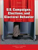 U. S. Campaigns, Elections, and Electoral Behavior, , 1412954894