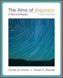 AIMS of ARGUMENT: TEXT & READER with CONNECT PLUS ACCESS CARD, Crusius, Timothy and Channell, Carolyn, 1259284891